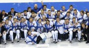 The Finnish Ice Hockey Team 2014 Olympics - 11 / 25 have a name ending in -nen
