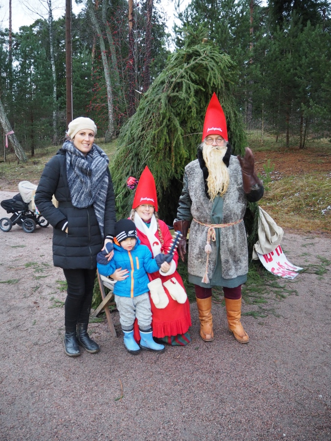 Joulupukki - Seurasaari