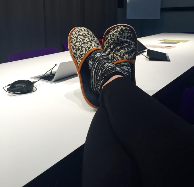 New winter socks