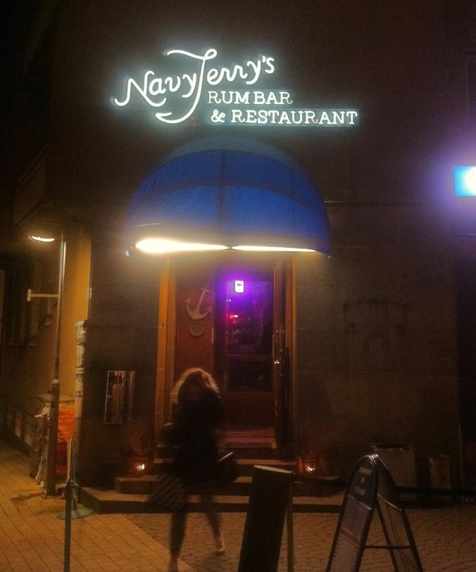 Navy Jerry's