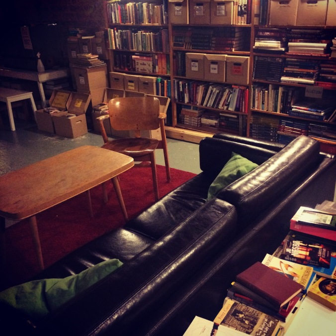 Arkadia Bookshop