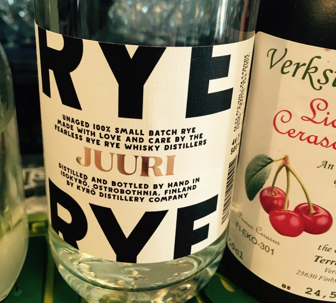Juuri Rye Whiskey