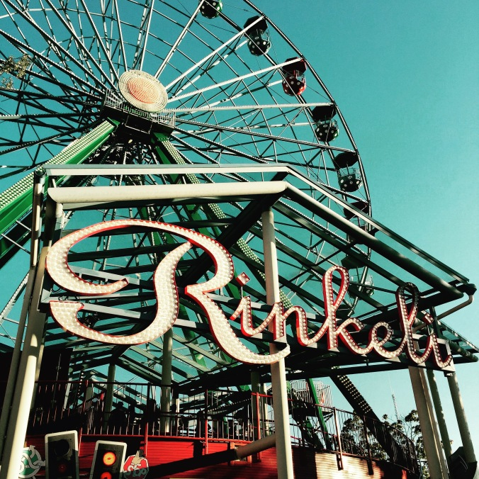 Linnanmaäki Amusement Park