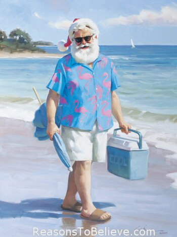 NZ Santa (Source: Reasons to Believe )